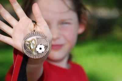 soccer - award